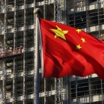 China real estate firm at risk of bankruptcy