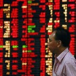 Asia stocks decline while Europe shares rise