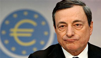 Mario Draghi - EUROPE