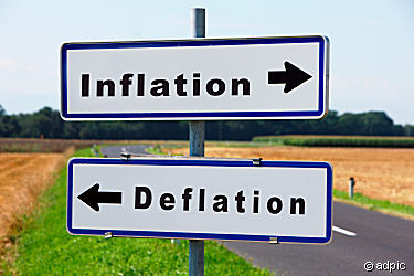an analysis of inflation and deflation Chapter 4 inflation and deflation inflation is the scourge of the modern economy it is one of the primary persistent threats that will undermine or even.