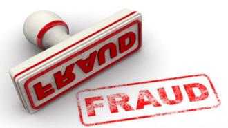 red Fraud-Stamp image