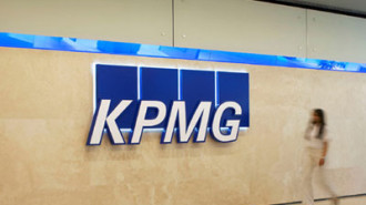 KPMG- office logo