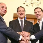 Cyprus, Greece, Egypt agree to boost economic and political cooperation
