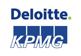 KPMG and Deloitte
