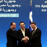 Greece, Cyprus and Egypt end trilateral talks with broad declaration