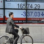 Asia shares extend losses, dollar off highs
