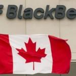 Blackberry squeezed as sales slump