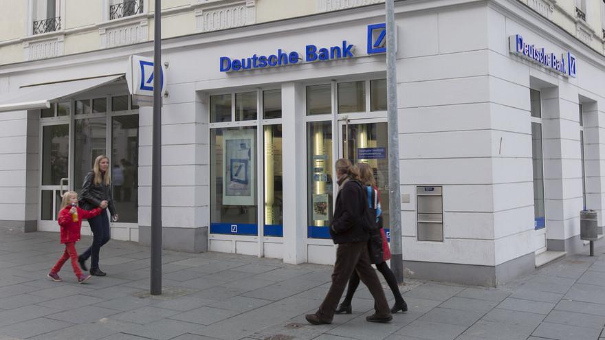 Deutsche bank forex trading system