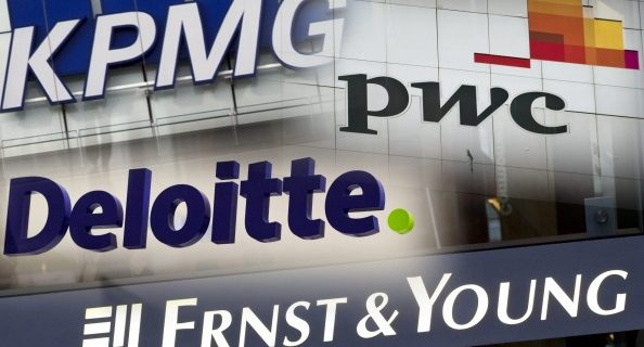 big four accounting firms