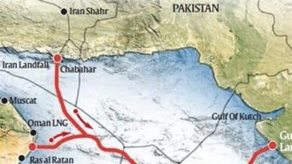SAGE gas pipeline map