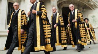 UK Judges - Supreme Court