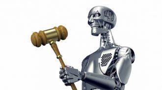 Robot-Lawyer