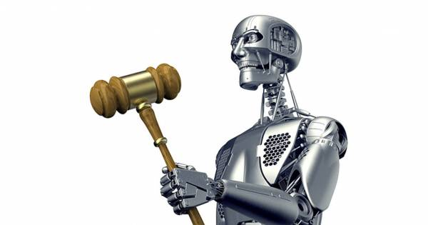 Robot-Lawyer