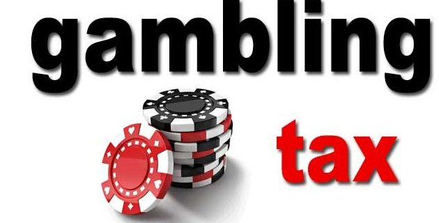 Taxation and gambling delay slot branch mips