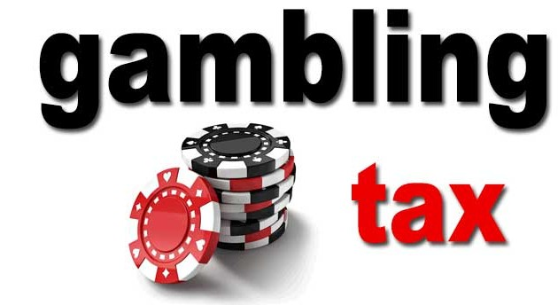 Tax gambling slots casino on-line