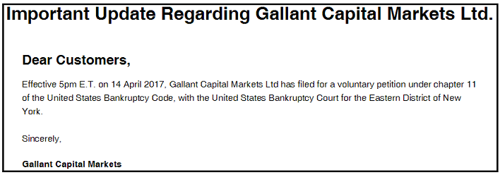Gallant forex