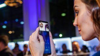 Samsung Facial Recognition