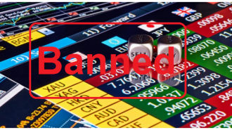 Binary Options banned