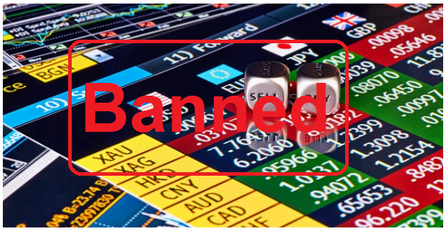 is binary options illegal in us