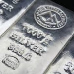 Silver: Silver extends its gains in the Asian trading hours