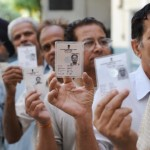India Capital Votes in 3rd Phase of World's Biggest Election