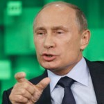 Russian President Vladimir Putin Addresses Digital Currency