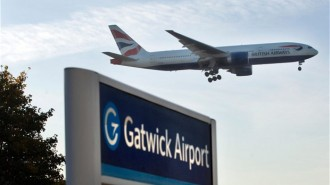 Gatwick - British airways