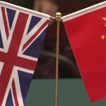 What does China own in the UK?