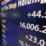 U.S. Stocks at Records, dollar fell, euro climbed