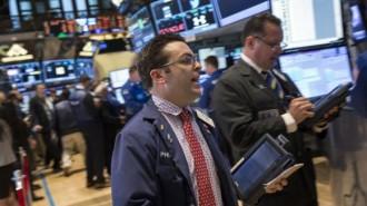 Traders - Stock Exchange