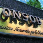 Consob warns against unauthorised investment services companies