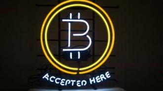 bitcoin accepted here board