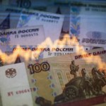 Russia's currency collapses to lowest level ever