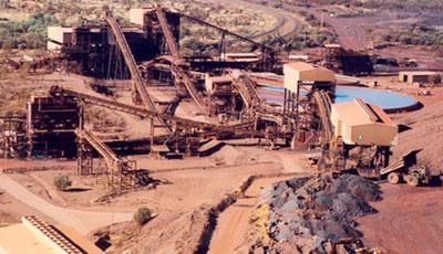 Forex iron ore