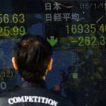 Euro rose, Japanese Yen fell; Asian equities kicked off February