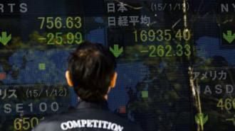 Stocks - Japan's Nikkei average in Tokyo