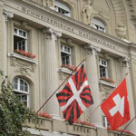 Swiss central bank ready to intervene: official