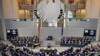 germany---bundestag