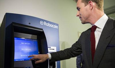 robocoin - bitcoin ATM