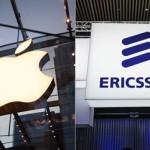Ericsson Sues Apple in Europe Over Phone Patent Royalties