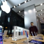 Apple's iPhone sales and revenue fall again – but Wall Street's loving it