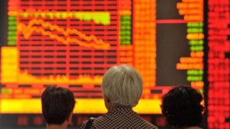 china-stocks-board