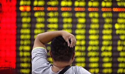 China-sanghai-stocks