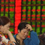 China stocks firm on property shares; Hong Kong hit by global weakness