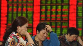 china-stock-market crash