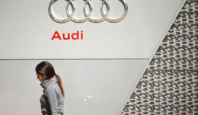 UPDATE Audi And Skoda Say M Cars Have Cheat Emissions Software - Audi parent company