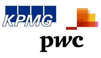 kpmg and pwc