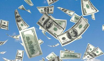 money--dollars