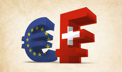 EUR CHF