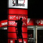 Crude oil prices fall almost 20 percent since beginning of the year